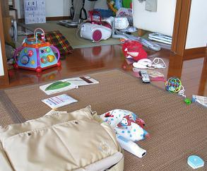 絵本を幼児に読み聞かせるブログ-100515