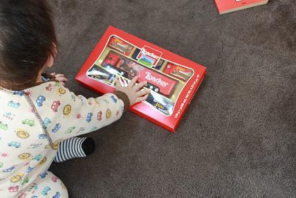 絵本を幼児に読み聞かせるブログ-100214