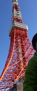 絵本を幼児に読み聞かせるブログ-東京タワー