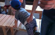絵本を幼児に読み聞かせるブログ-石田牧場アイス