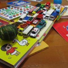 絵本を幼児に読み聞かせるブログ-車